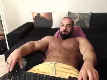 muscle0max's Recorded Camshow